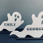 Personalised Ghost with Stand 1