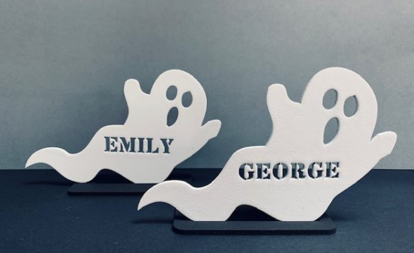 Personalised Ghost with Stand